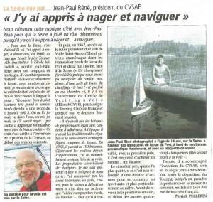 La Seine vue par Jean-Paul