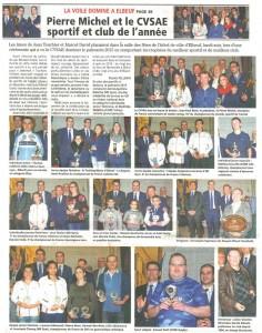 Journal d'Elbeuf - Voeux aux sportifs à la mairie d'Elbeuf