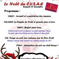 Programme des activités du Noël du CVSAE