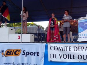 podium, fiere normande